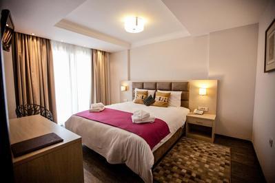 Filokalia Hotel kamer Ioannina Griekenland