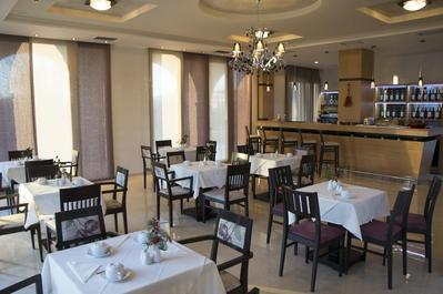 Filokalia Hotel restaurant Ioannina Griekenland