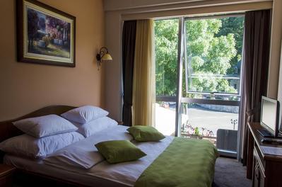 Hotel Monte Rosa kamer Mt. Loven