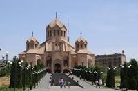 Saint Gregory Jerevan Armenië