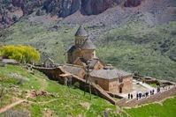 Kerk Noravank Armenië