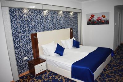 Royal Plaza Hotel kamer 2 Yerevan Armenie