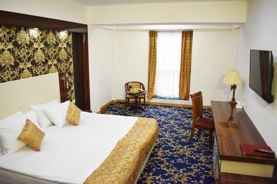 Royal Plaza Hotel kamer Yerevan Armenie