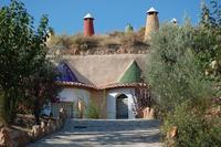 Cuevas Guadix family djoser andalusie