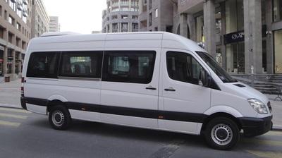 Bus klein Armenie
