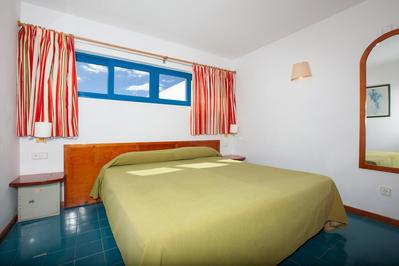 Aparthotel Costa Mar kamer Lanzarote