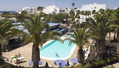 Aparthotel Costa Mar zwembad Lanzarote