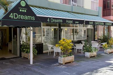 Hotel 4Dreams puerto de la Cruz