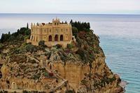 Klooster van Santa Maria dell'Isola Tropea Italië Djoser