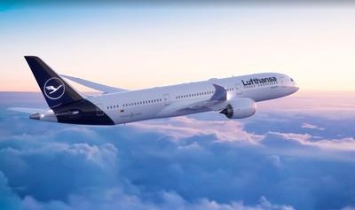 Lufthansa Dreamliner