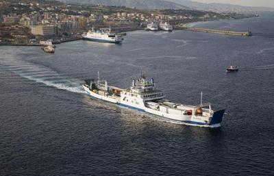 Ferry Italië Sicilië