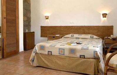 Hotel Pedracin Village kamer Santo Antao Kaapverdie