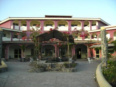 Hotel Santa Antao Resort Santo Antao Kaapverdie