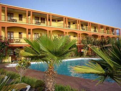 Hotel Xaguate Fogo Kaapverdie