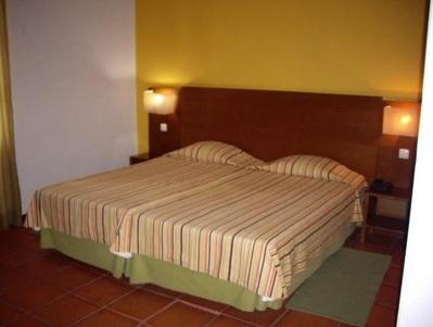 Hotel Xaguate kamer Fogo Kaapverdie