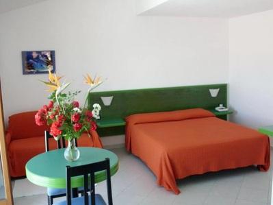 Hotel Piccada kamer Palau Sardinie