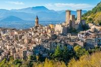 Pacentro Italië