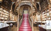 Boekhandel Livraria Lello Porto Portugal