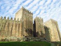 Guimaraes kasteel Portugal