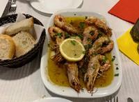 Gamba's eten Portugal