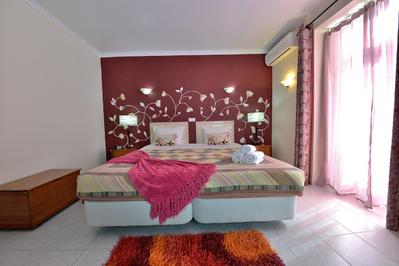 Hotel Bejense kamer Beja Portugal
