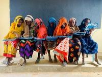 Kinderen tablet Soedan UNICEF