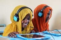 UNICEF tablets kinderen Soedan
