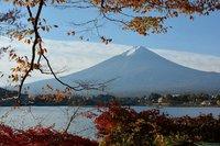 Kawaguchiko-meer Japan