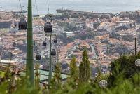 Funchal kabelbaan Madeira