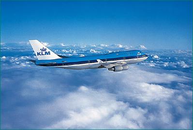 Zuid-Afrika KLM Luchtvaartmaatschappij Djoser