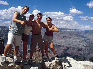 Grand canyon - say cheese
