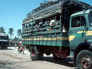 Onderweg - truck