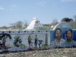 Mahafaly - graven