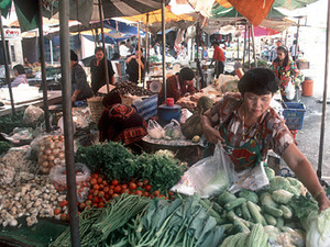 Bangkok - markt