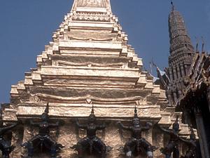 Bangkok - Wat Phra Keo