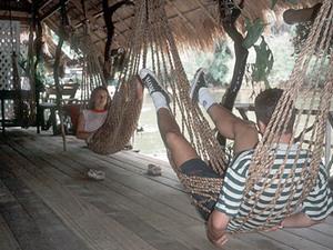 Jungle Rafts - hangmatten
