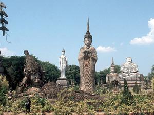 Nong Khai - Wat Kaek