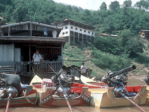 Mekong - boottocht