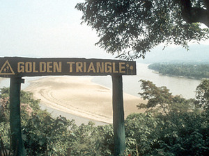 Thailand - Gouden Driehoek