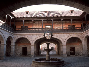 Potosi - Casa Real de la Moneda.
