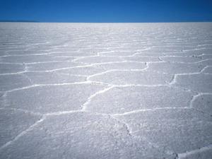 Uyuni - zoutvlakte
