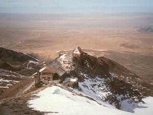 La Paz - Chacaltaya