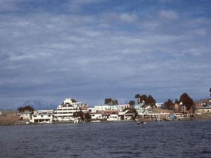 Puerto Perez - hotel