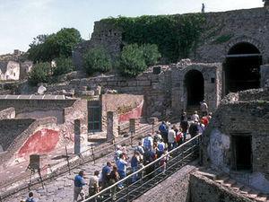 Pompeii - excursie