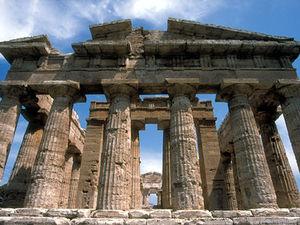 Paestum - tempel
