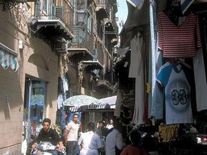 Palermo - markt