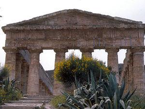 Segesta - tempel
