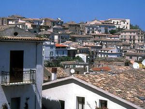 Rossano - huizen