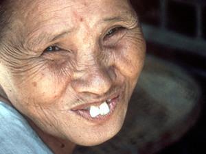 Vietnamese bevolking - vrouw