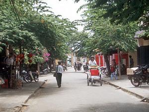 Hoi An - straatbeeld